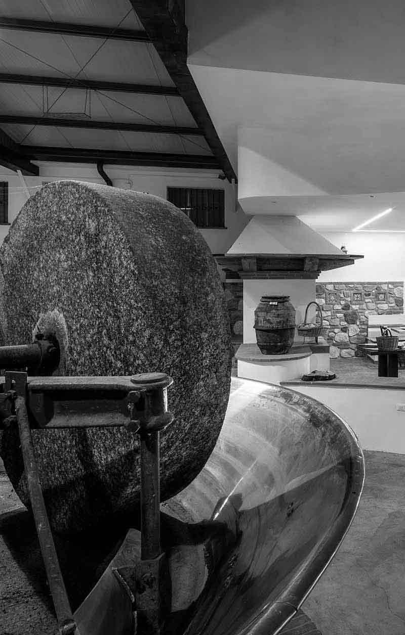 museo dell'olio umbria, Bartolomei