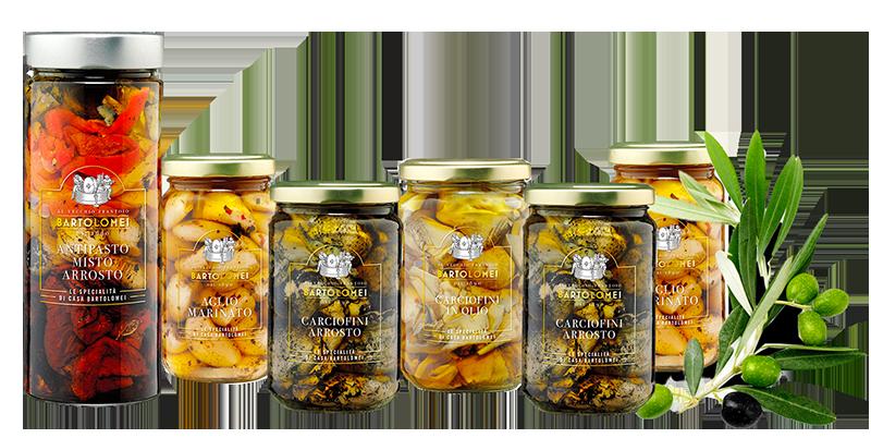storia di bartolomei oleificio