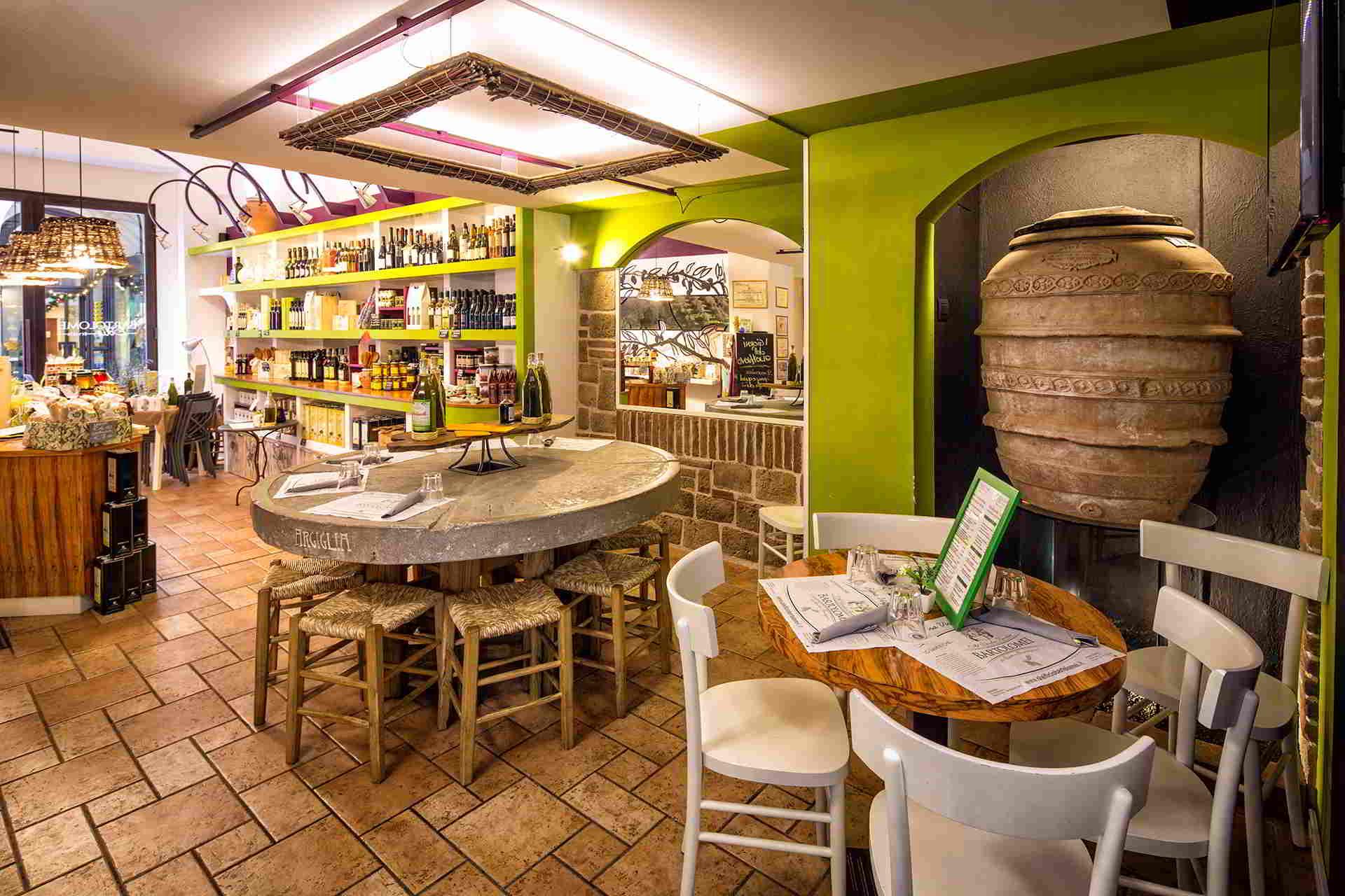 oleoteca ristorante orvieto