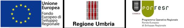 Realizzato con il contributo POR FESR Umbria 2014-2020 – Az. 3.3.1 – AVVISO PUBBLICO VOUCHER PER SERVIZI CONSULENZIALI– 2018, Codice univoco 59/2018/AV.