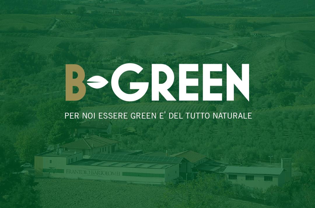 B-Green: questa è la nostra filosofia!